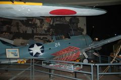 Douglas SBD-4 Dauntless 06900/24 US Navy, San Diego Air & Space Museum