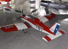 Museo Nacional Aeronautico y Del Espacio Enaer T-35 Pillan CC-YBT
