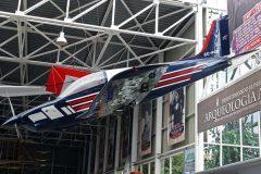 Museo Nacional Aeronautico y Del EspacioMuseo Nacional Aeronautico y Del Espacio Enaer T-35S Pillan CC-PZB