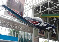 Enaer T-35S Pillan CC-PZB Museo Nacional Aeronautico y Del Espacio