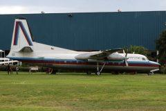 Fairchild F27J CC-CBS Aeronor Chile Museo Nacional Aeronautico y Del Espacio
