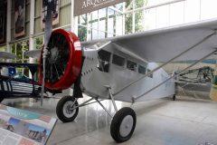 Museo Nacional Aeronautico y Del Espacio Fairchild FC-2 18 Linea Aerea Nacional Chile