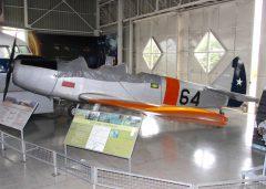 Fairchild PT-19A Cornell CC-DMF/64 Museo Nacional Aeronautico y Del Espacio