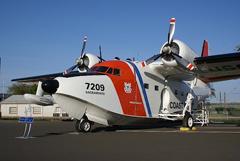 Grumman HU-16E Albatross 7209