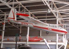 Let L-13 Blanik CC-K7W Museo Nacional Aeronautico y Del Espacio