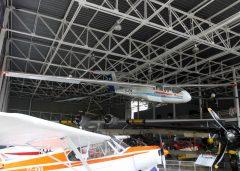 Let L-23 Super Blanik V-09 Museo Nacional Aeronautico y Del Espacio