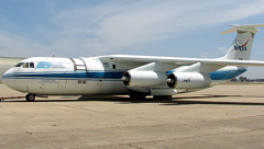 Lockheed 300-50A-01 Starlifter N714NA