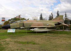 McDonnell F-4C Phantom 63-7683 Museo Nacional Aeronautico y Del Espacio
