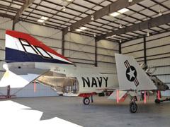McDonnell F4H-1F Phantom II 145310/AD-180