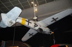 Messerschmitt Bf 109G-14 (replica) Luftwaffe, San Diego Air & Space Museum