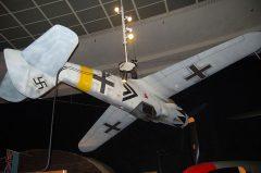 Messerschmitt Bf 109G-14 (replica) Luftwaffe, San Diego Air & Space Museum