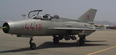 Mikoyan Gurevich MiG-21U-600 N315RF/4418