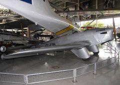 Miles Hawk Major M.2R CC-FBB Museo Nacional Aeronautico y Del Espacio
