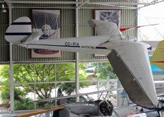 Minimoa Go.3 CC-PIA Museo Nacional Aeronautico y Del Espacio