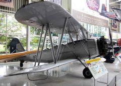 Naval Aircraft Factory N3N-1 CC-DME 001 Museo Nacional Aeronautico y Del Espacio