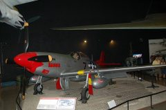 North American P-51D Mustang46-17569 7 US Army Air Force, San Diego Air & Space Museum