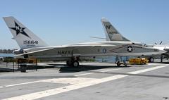 North American RA-5C Vigilante 156641/NG-612