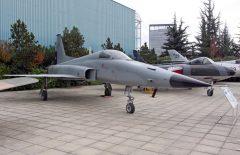 Northrop F-5E Tiger II 811 Fuerza Aérea de Chile