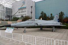 Northrop F-5E Tiger II 811 Museo Nacional Aeronautico y Del Espacio