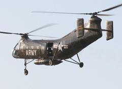 Piasecki CH-21B Workhorse N64606/54-4001