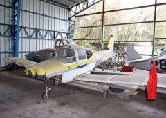 Piper PA-38-112 Tomahawk CC-CRM Museo Nacional Aeronautico y Del Espacio