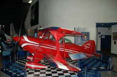 Pitts S-1-S Special N4HS, San Diego Air & Space Museum