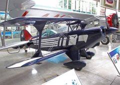 Pitts S2A Special 4 Museo Nacional Aeronautico y Del Espacio