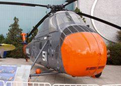 Sikorsky HSS-1N Seabat 51 Museo Nacional Aeronautico y Del Espacio