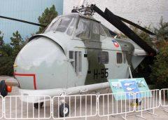 Sikorsky S-55T H-55 Museo Nacional Aeronautico y Del Espacio