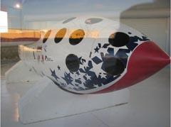SpaceShipOne (replica) N328KF