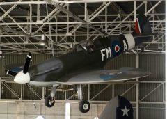Supermarine Spitfire FM-A Museo Nacional Aeronautico y Del Espacio