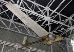 UNABe Cormoran ULM168 Museo Nacional Aeronautico y Del Espacio
