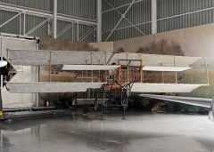 Voisin Model 1910 Museo Nacional Aeronautico y Del Espacio