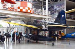 Vought OS2U-3 Kingfisher 314 Museo Nacional Aeronautico y Del Espacio