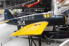 Vought OS2U-3 Kingfisher 314 Fuerza Aérea de Chile Museo Nacional Aeronautico y Del Espacio