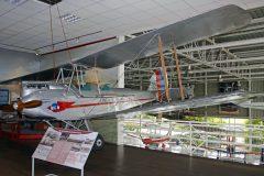 de Havilland DH.60X Gipsy Moth 32 Museo Nacional Aeronautico y Del Espacio