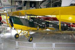 de Havilland DH.82A Tiger Moth CC-DMC/DF-130 Museo Nacional Aeronautico y Del Espacio