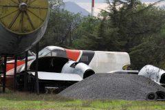 Dump Museo Nacional Aeronautico y Del Espacio | picture Andy Davey