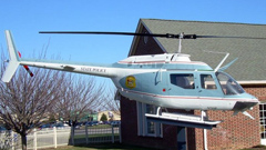 Bell 206A-1 JetRanger N71SP Delaware Police Department