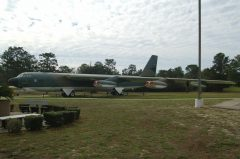 Boeing B-52G Stratofortress 58-0185 USAF, Air Force Armament Museum