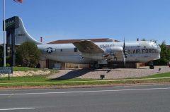 Boeing KC-97L Stratotanker 53-0283 US Air Force Airplane Restaurant, Colorado Springs