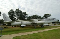 Boeing RB-47H Stratojet 53-4296 USAF, Air Force Armament Museum