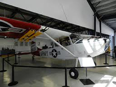 Cessna L-19 Bird Dog N919BD/24551 Museum of Flying