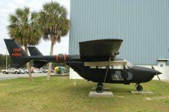 Cessna O-2A Skymaster 68-6864 USAF, Air Force Armament Museum