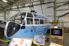 New England Air Museum Doman YH-31 52-5780