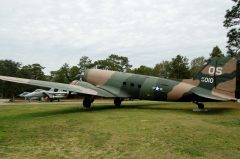 Douglas AC-47D Spooky 43-0010 OS USAF, Air Force Armament Museum