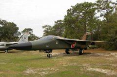 General Dynamics F-111E Aardvark 68-0058 ET USAF, Air Force Armament Museum