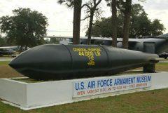 General Purpose 44,000 LB T-12, U.S. Air Force Armanent Museum
