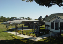 DeLand Naval Air Station Museum Grumman F-14B Tomcat 161426/AD-103