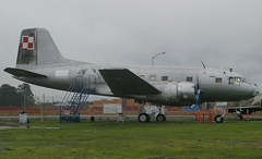 Pacific Coast Air Museum Ilyushin Il-14P N606RR/0606